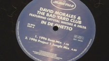 David morales & the yard club Feat. Crystal water - In the Ghetto