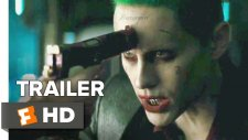 Suicide Squad Official Extended Cut Trailer 1 (2016)