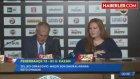 Aziz Yıldırım, Unics Kazan Maçında Rakibi Islıkladı