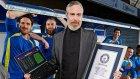 Dünyanın En Uzun Menajerlik Oynama Rekoru