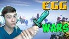 Oyunu Efsane Oynadım Ve Kazandık ! - Minecraft Yumurta Savaşları