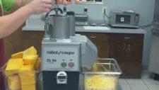 Robot Coupe CL 50 ile Saniyeler içinde Peynir Rendelemek