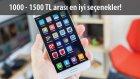 1000 - 1500 Tl Arası En İyi Akıllı Telefonlar - Kasım 2016