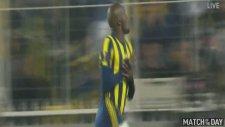 Fenerbahçe 1-0 Manchester United Gol: Moussa Sow (3 Kasım 2016)