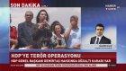 HDP Eş Genel Başkanları Demirtaş ve Yüksekdağ Gözaltına Alındı