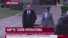 Sırrı Süreyya Önder Adli Kontrol Şartıyla Serbest Bırakıldı