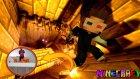 Minecraft Haritasında Enderin Evini Yapmışlar!!  - Ahmet Aga