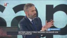 Mehmet Metiner: Siyasetin Dili Hdp'ninki Olamaz