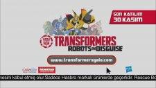 Transformers Gala