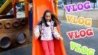 Alışveriş Yaprken Çocuk Parkı Gördük Öylesine Kısa Bir Vlog Çektik | Park Eğlencesi