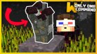 Dünyanın En Küçük Ve En Korkunç Evi - Minecraft