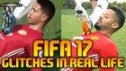 Gerçek Hayatta FIFA 17'de Yer Alan Gariplikler Olsaydı Nasıl Olurdu?