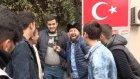 Ahsen Tv Muhabirinin Lafını Agzına Tıkan Esenler Delikanlısı