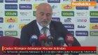Çaykur Rizespor-Adanaspor Maçının Ardından
