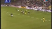 Miroslav Stevic'in AIK Solna'ya Attığı Serbest Vuruş Golü