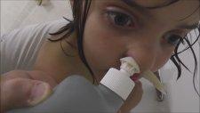 Sinüzitinden Kurtulan Küçük Kız