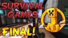 Survival Games Final!