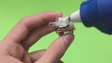 Mini güçlü fener nasıl yapılır ?