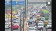 Yeni Delhi'deki Hava Kirliliği