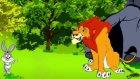 Aslan Ve Tavşan Masalı/ Çocuk Masalları - İngilizce Öğreniyorum