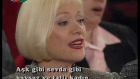 İlknur Çelik-Şarkılar Seni Söyler Dillerde Nağme Adın  - Fasıl Şarkıları