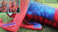 İnanılmaz Gülmeme Challenge !! (Spiderman Ve Deadpool)