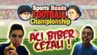 Cezalı Oyunlar ( Acı Biber ) - Futbol Kafalar