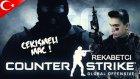 Counter Strike: Global Offensive Rekabetçi - Çekişmeli Maç !