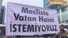 Kılıçdaroğlu'na Protesto