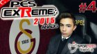 Pes exTReme 15 - Futbol Yaşamı & Ana Lig - Bölüm 4 - Ibrahimovic Yapma Bea :D
