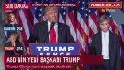 Trump'ın Zafer Konuşması: Bütün Amerikalıların Başkanı Olacağım