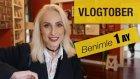 Vlogtober Benimle 1 Ay , Fashion Week, Etkinlikler Ve Daha Fazlası | Sebile Ölmez
