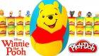 Winnie the Pooh Sürpriz Yumurta Oyun Hamuru - Winnie the Pooh Oyuncakları Pony Minişler