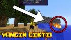 Yangın Çıktı! Henüz Yeni Başlıyoruz! (Minecraft : Sky Factory #3)