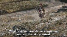 Hobbit: Beş Ordunun Savaşı Kesilmiş Sahneler - Elfler vs Cüceler