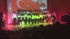 Ümraniye Mektebim Okulu İstiklal Güneş Gibi Atam Sen Rahat Uyu 10 Kasım Atatürk'ü Anma Günü
