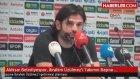 Akhisar Belediyespor, İbrahim Üzülmez'i Takımın Başına Getirmeyi Planlıyor
