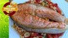 Buğday Soslu Fırında Somon Balığı - Saniye Anne