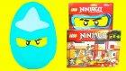 Lego Ninjago Jay Dev Sürpriz Yumurta Açma - Oyuncak Abi