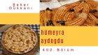 Mahlepli Çatal Çörek & Karamelize Şeftali Tatlısı | Şeker Dükkanı 402. Bölüm