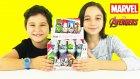 Marvel Avengers Sürpriz Yumurta Açma Hulk Challenge - Oyuncak Abi