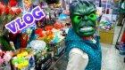 Okul Çıkışı Kırtasiye Alışverişi Yaptık Çok Güzel Şeyler Var | VLOG Videosu
