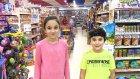 Oyuncak Bulma Yarışması Kerem Vs Melisa Challenge - Oyuncak Abi