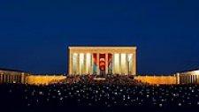 Anıtkabir'de İzleyenleri Ağlatan Muhteşem Anlar