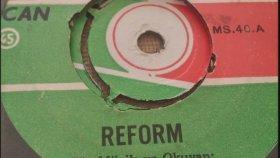 Aşık Meftuni - Reform.