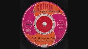 Aşık Reyhani - Aşık Mahzuni'ye Nasihat.