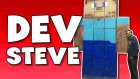 Dev Minecraft Steve Yaptık