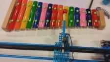 Ksilofon Maker Hareketi Teknoloji ve Eğitim Fuarı Bilimsel Projeler Akıllı Sistem Yazılım ve Kodlama