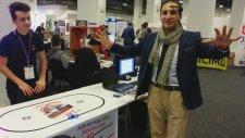Maker Hareketi Teknoloji ve Eğitim Fuarı Bilimsel Projeler Akıllı Sistem Yazılım ve Kodlamalar