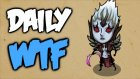 Dota 2 Daily Wtf - Holy Shit İt's Viper | Dota Sinema